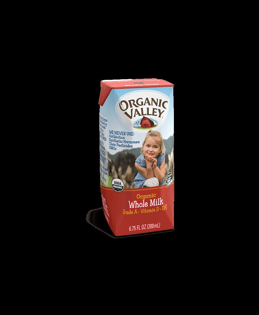 Single-Serve Whole Milk