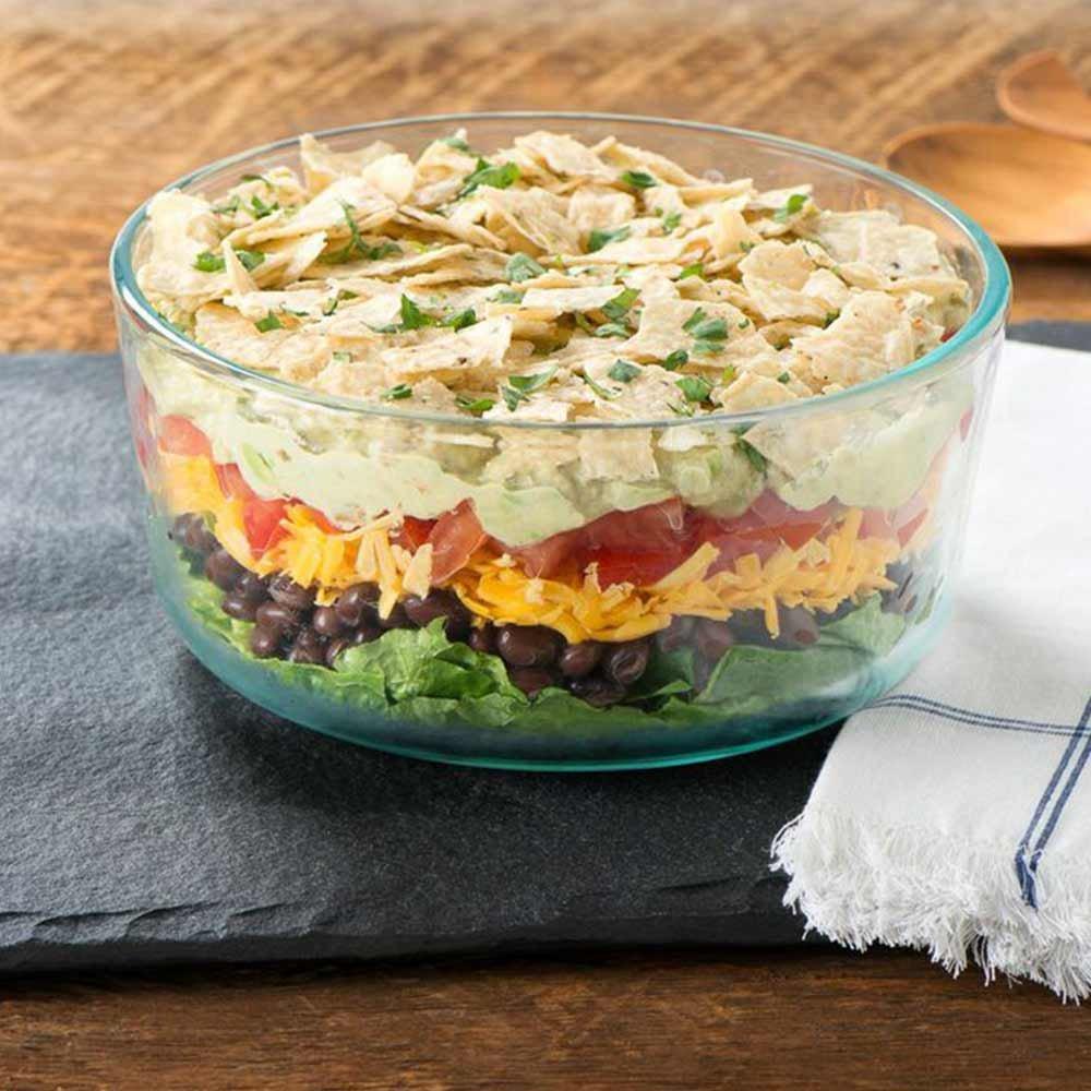 Layered Fiesta Salad