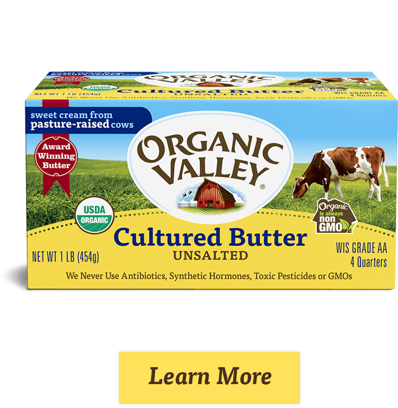 Organic Valley Cultured Butter